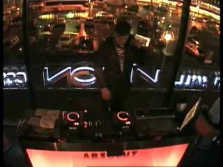 JunGO.  - Royal DJ TV (Moscow, Vision Cocktail Hall) - 2011/11/18.